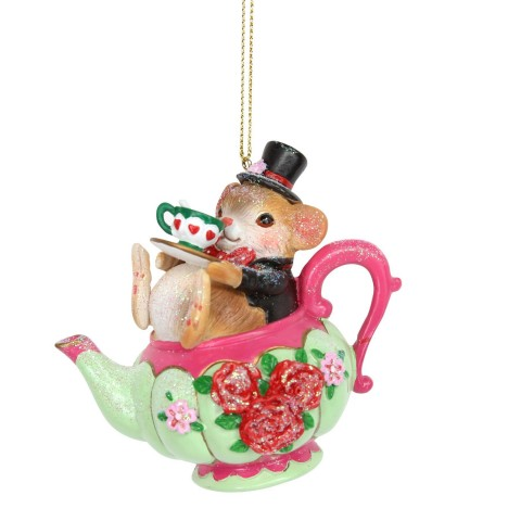 Doormouse Christmas Decoration