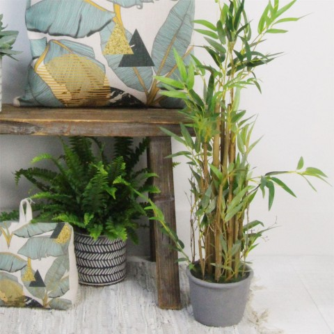 Artificial Bamboo Plant