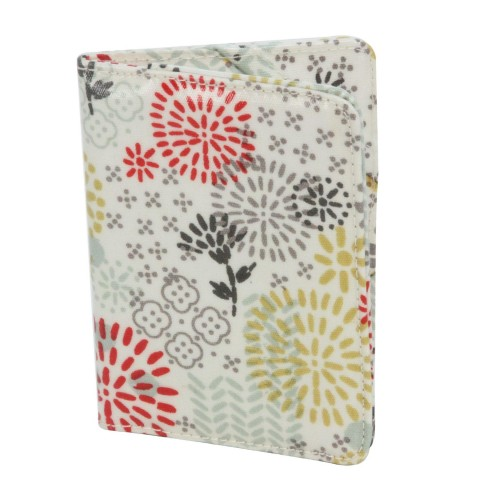 Bloom Floral PVC Passport Cover