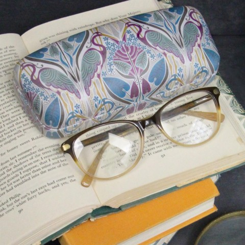 Heron Luxe Glasses Case