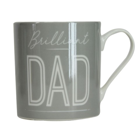 'Dad' Bone China Mug