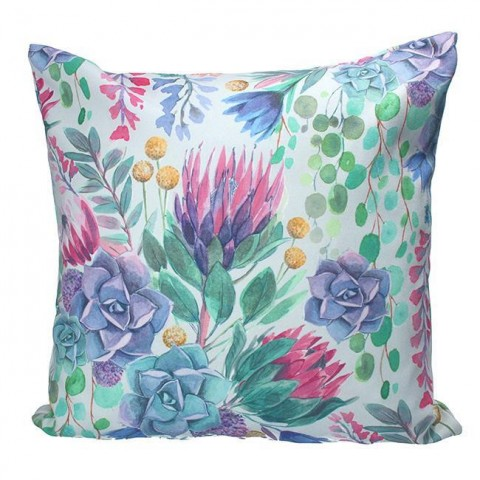 Desert Blooms Cushion with Pad