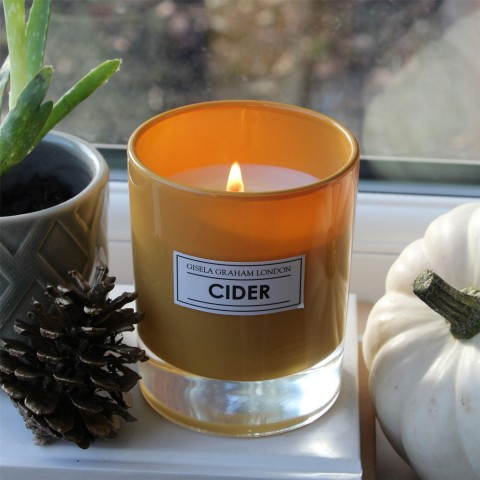 Cider Scented Candle