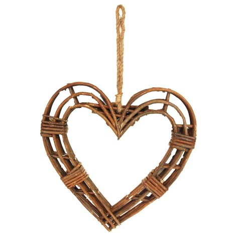 Willow Heart Wreath - Small