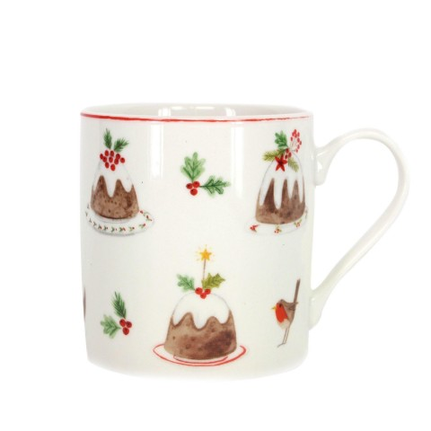 Christmas Pudding Mug