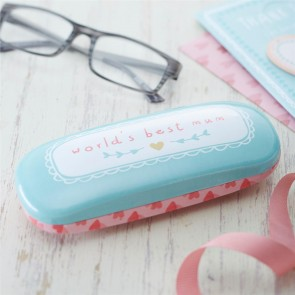 Worlds Best Mum Glasses Case
