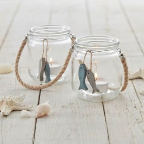 Nautical Tea Light Holder