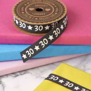 30th Birthday Ribbon