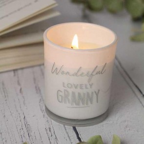 Granny Mini Scented Candle