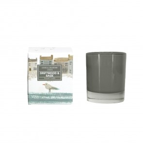 Driftwood & Sage Scented Candle