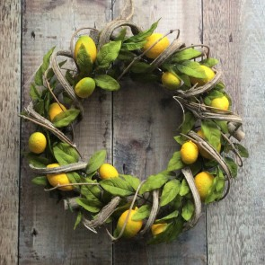 Lemon Twig Wreath