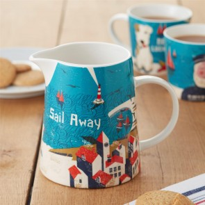 Sail Away Jug