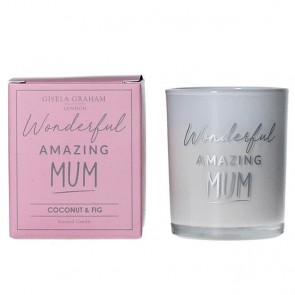 Mum Mini Scented Candle