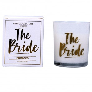 The Bride Mini Prosecco Scented Boxed Candle