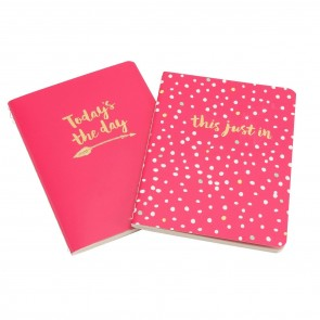 Pink Notebooks