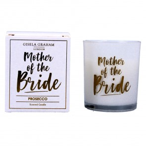 Mother of the Bride Mini Prosecco Scented Boxed Candle
