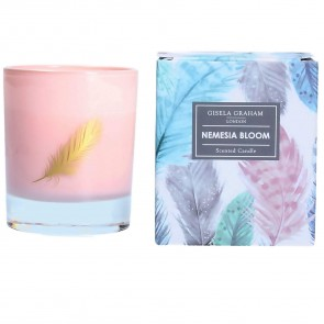Nemesia Bloom Scented Candle