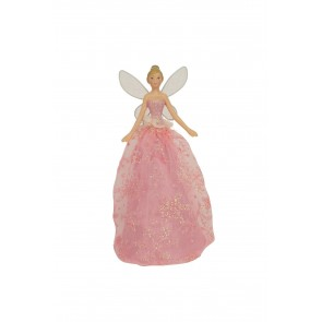 Tree Top Angel 19cm - Pink