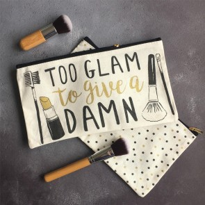 Make Up Bag - Too Glam
