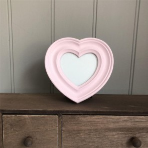 Pink Small Heart Picture Frame