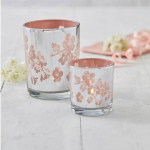 Blossom Tea Light Holders
