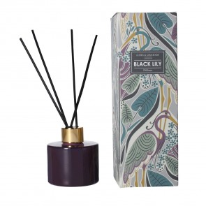 Black Lily Reed Diffuser