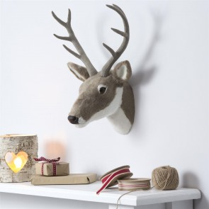 Small Wall Hanging Stag Head