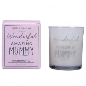 Mummy Mini Scented Candle