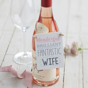 Fantastic Wife Sign