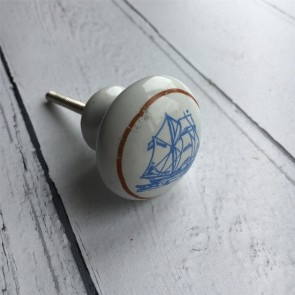 Schooner Drawer Knob