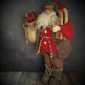 Traditional Santa Decoration