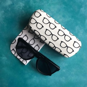 Embroidered Glasses Case & Cloth - Glasses