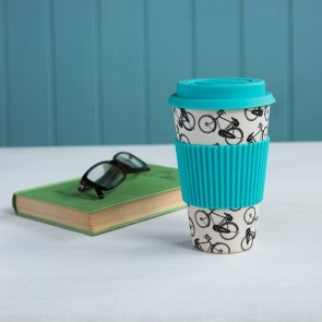 Bicycle Eco Travel Coffee Cup