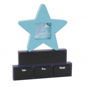 Baby Star Picture Frame