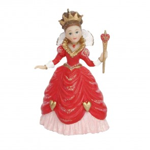 Queen Of Heart Christmas Decoration
