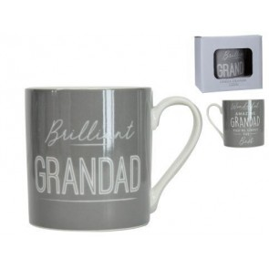 'Grandad' Bone China Mug