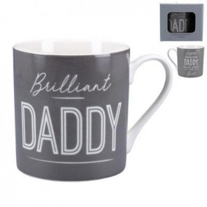 'Daddy' Bone China Mug