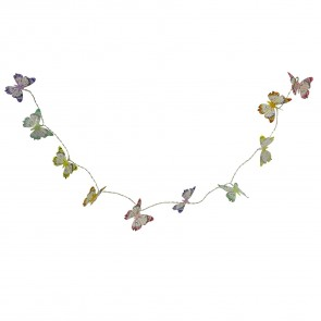 Multicoloured Butterfly Battery Lights