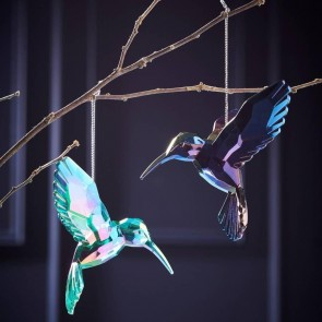 Peacock Humming Bird Decoration