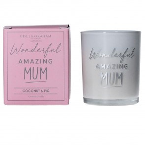 Mum Small Scented Candle