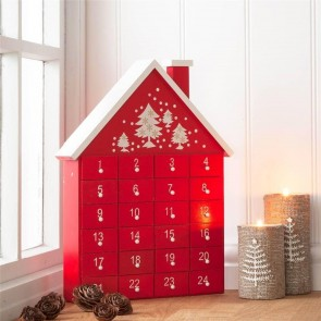 Red Advent House