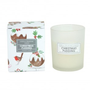 Christmas Pudding Scented Candle