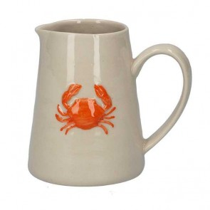 Ceramic Mini Jug with Crab