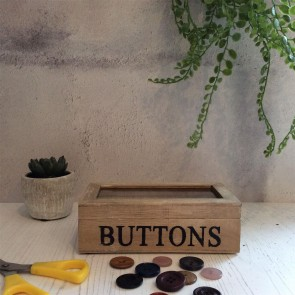 Button Storage Box