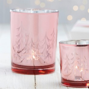 Rose Gold Tea Light holders